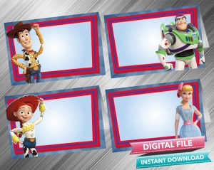 Toy Story 4 Food Tent