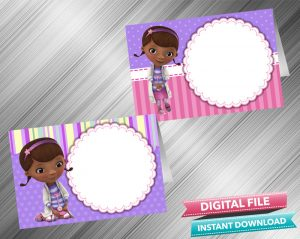 Doc McStuffins Food Tent